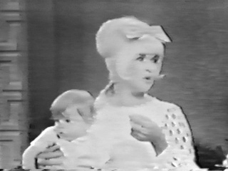 Full Ep: JAYNE MANSFIELD, Monti Hall III, Baby Mariska Hargitay, on The Merv Griffin Show (1966)
