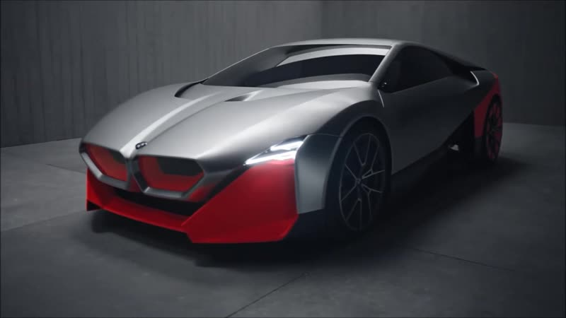 Новый концепт BMW Vision M NextBMW Vision M NEXT Design