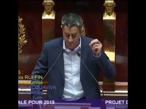 François Ruffin : le dolder