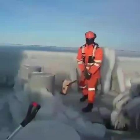 Sailor Crushing Ice · coub коуб