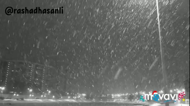 Алсу - Зима - Зима в Москве ( Rashad Hasanli ).mp4