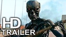 TERMINATOR 6 DARK FATE Sarah Connor Scene Trailer (2019) Arnold Schwarzenegger Action Movie HD