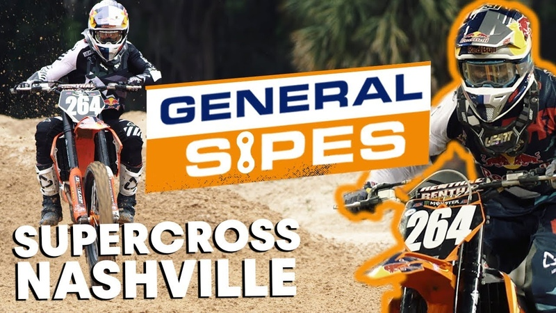 Sipes Seeks Supercross Redemption Before Erzbergrodeo | General Sipes E2