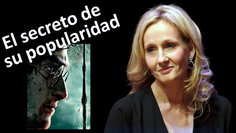 Harry Potter técnicas narrativas de J.K. Rowling que lo hacen tan popular
