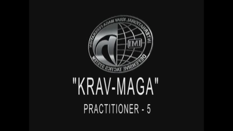 IKMF krav maga practitioner part 5
