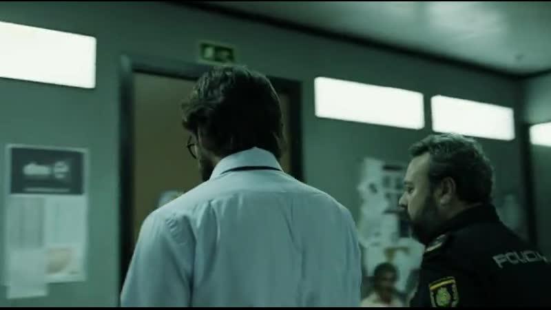 Бумажный дом 2 сезон 2 серия