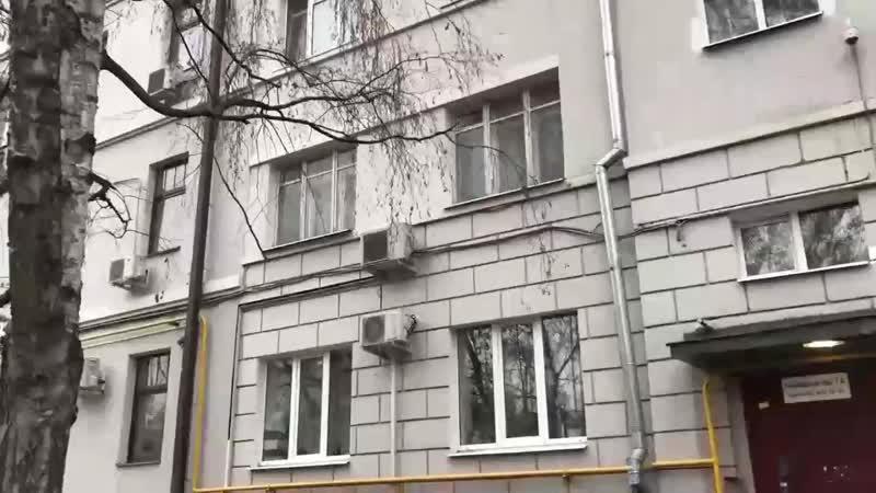 Экскурсия по Голиковскому переулку 05 11 2019