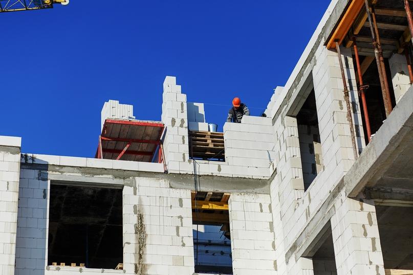 Отчет о ходе строительства, ЖК «Ожогино» январь 2020, изображение №5