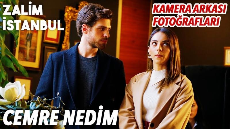 Cemre Nedim - Kamera Arkası Fotoğrafları (2. Sezon) Zalim İstanbul