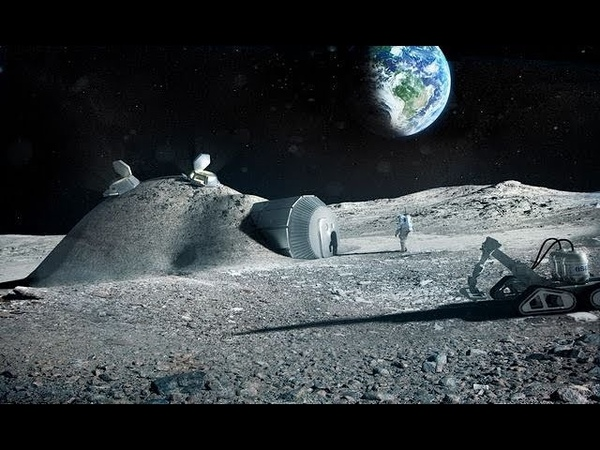 Жизнь на Луне (Документальный Фильм)