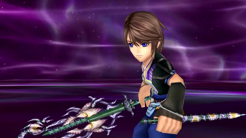 Кайюс Баллад из игры Final Fantasy XIII 2 в игре Dissidia Final Fantasy Opera Omnia