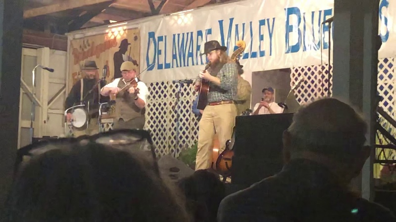 Appalachian Road Show at Del. Valley Bluegrass Fest 8-31-19