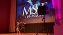 Talal Benlahsen Edyta Czagowiec Saturday performance Magic Slovenian Salsa Festival 2019, mssf