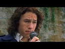 10 Things I Hate About You: Can't Take My Eyes Off You (Heath Ledger)