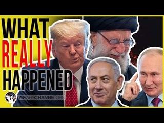 Putin Makes BIG Move! Even Israel Wants None Of Trump's Madness!
