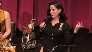 The Sex Ed with Liz Goldwyn, Nina Hartley, and Dita Von Teese