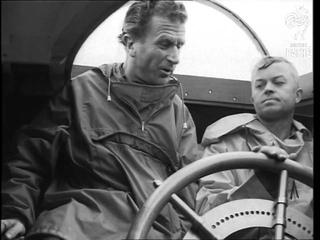 Catamaran 'rehu Moana' Prepares To Sail For Greenland Arctic (1963)