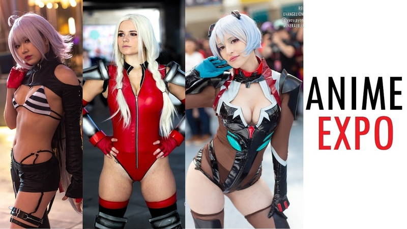 THIS IS ANIME EXPO 2019 BEST COSPLAY MUSIC VIDEO AX 2019 LOS ANGELES COMIC CON BEST COSTUMES