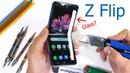 Samsung Galaxy Z Flip Durability Test Fake Folding Glass