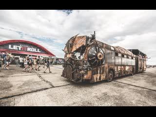 Teddy killerz & gydra / neuropunk bus @ let it roll
