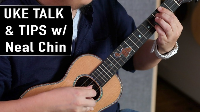 19.16 Uke Talk Playing Tips w/ Neal Chin Tobias, Kalei, Corey
