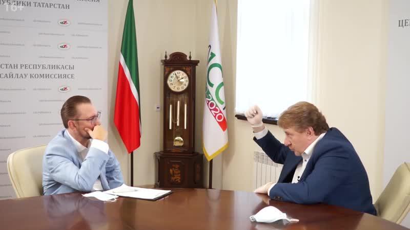 Фейки, легитимность и рекордная явка на выборах по поправкам - Кондратьев – Интервью без галстука