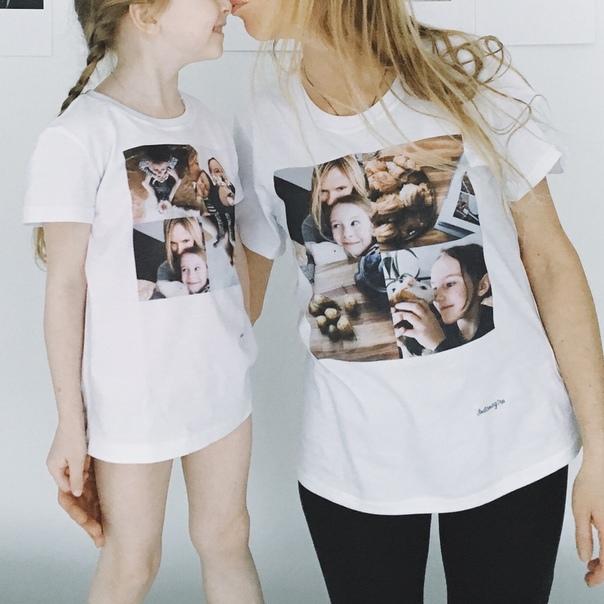 классная, вот хочу футболку с фотографией бабушки пугали нас