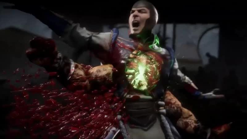 Shang Tsung Fatalities 1