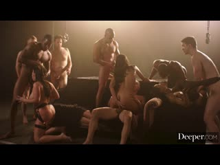 Angela White, Emily Willis, Kira Noir - Drive Part 5: Acceptance - Porno, All Sex Anal DP Orgy Big Tits, Porn, Порно