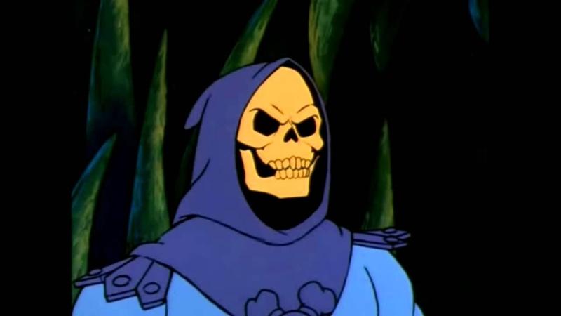 Skeletor says Wat