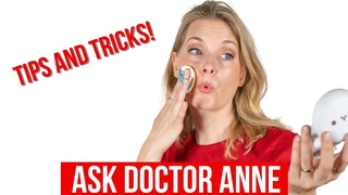 Five ways to reapply sunscreen over makeup   Ask Doctor Anne