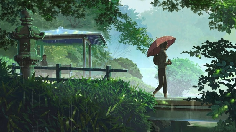 Peaceful Piano Soft Rain Relaxing Sleep Music A Bitter Rain