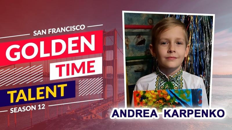 Golden Time Distant Festival | Season 12 | Andrea Karpenko | GTSF- 0901-0287