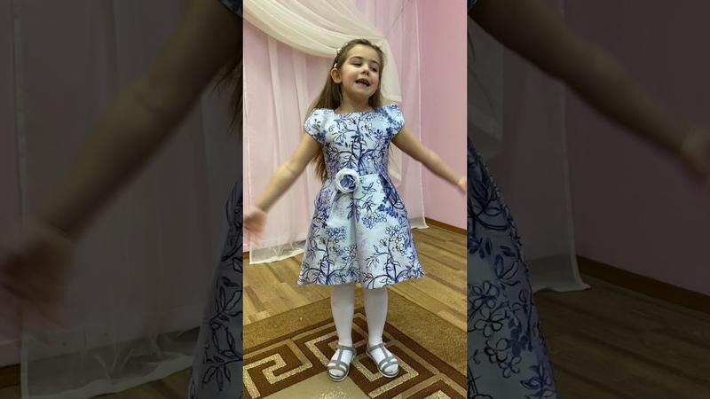Василиса Мельникова. «Как прекрасно это слово - мама!