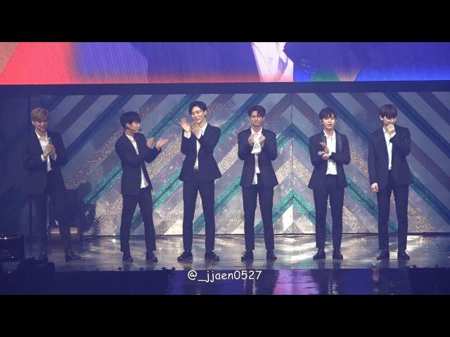 170702 프로듀스101시즌2 피날레 콘서트 쏘리쏘리 멘트(full)