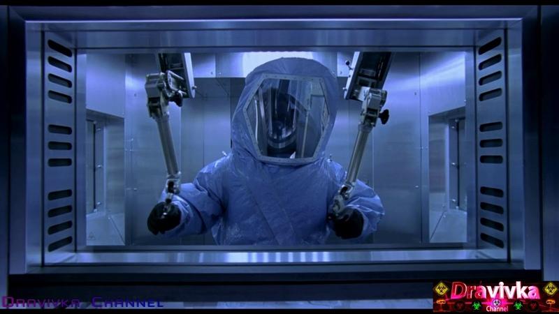 Корпорация Umbrella отрывок из фильма Обитель Зла Resident Evil 2002