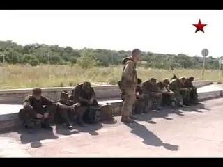 Славаукраинские каратели сдаются в плен РФ