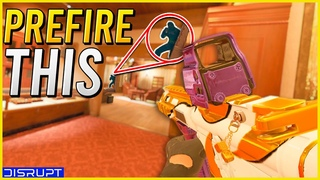The BEST Angles to Pre-fire in Rianbow Six Siege