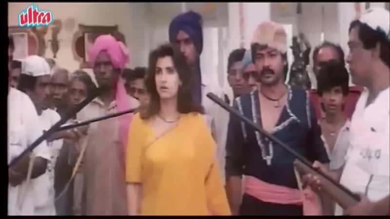 Lekin Mohobbat Badi Hai - Urmila Matondkar, Ravi Behl, Narsimha Song ( 720 X