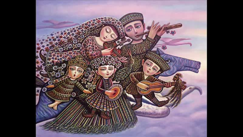 Hamayak Jan Armenian folk song Армянская народная музыка