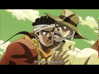 Most gayest moment in all of Jojo's Bizarre Adventure