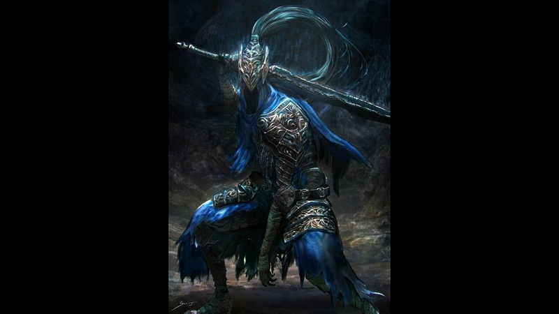 Artorias Get Dunked on Casual
