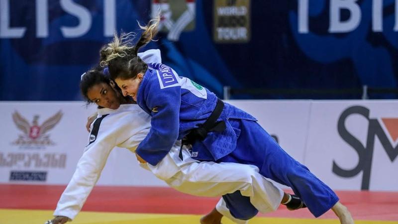პირველი მსოფლიო ჩემპიონი ქალი ძიუდოში საქართველოდან - 20 წლის ეთერ ლიპარტელიანი