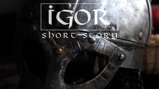 Игорь - кузнец (Россия. Воронеж) / Igor the blacksmith