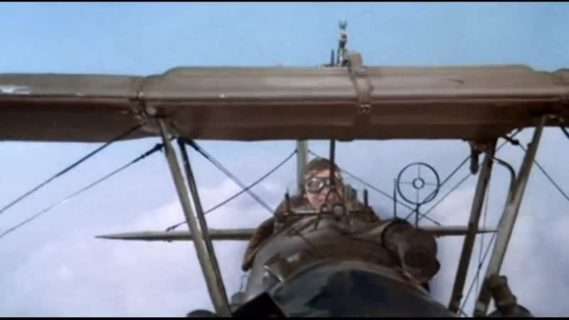 Асы в небе 1976 Воздушный бой с немцами