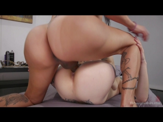 Ts foxxy and rizzo ford [tattooed shemale]