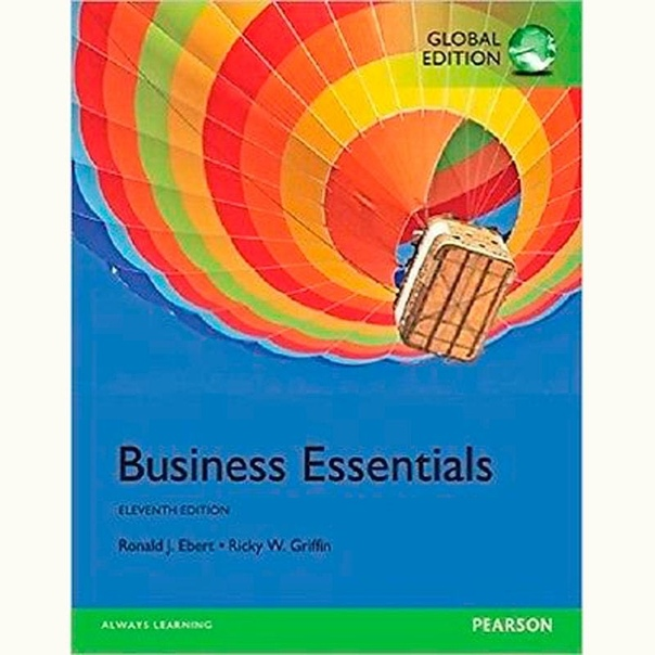 Business Essentials, Global Edition