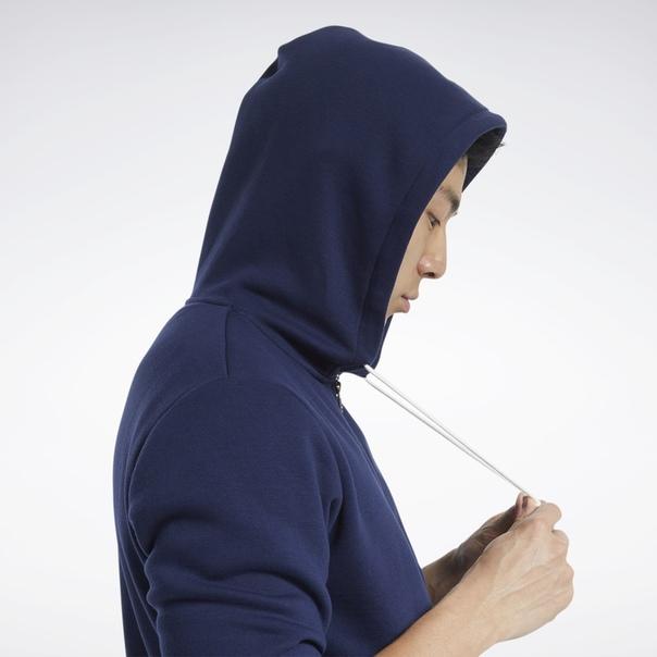 Худи Training Essentials Fleece Zip Up image 6