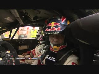 WRC 2018. Round12. Spain. Day1-2 Highlights