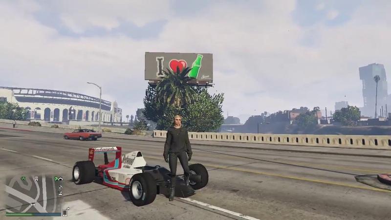 GTA Online - Progen PR4 первое впечатление (не обзор)